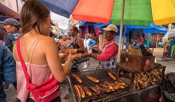 Otavalo-Market-stock