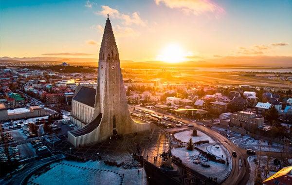 Reykjavik-stock