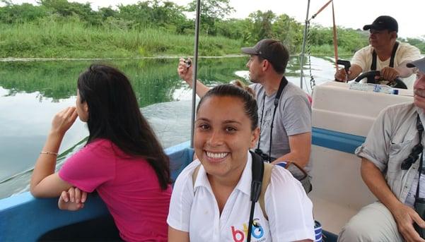 Boat ride in Belize by Debbie Sturdivant Jordan.jpg