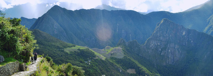 Inca Trail by Laura Hare