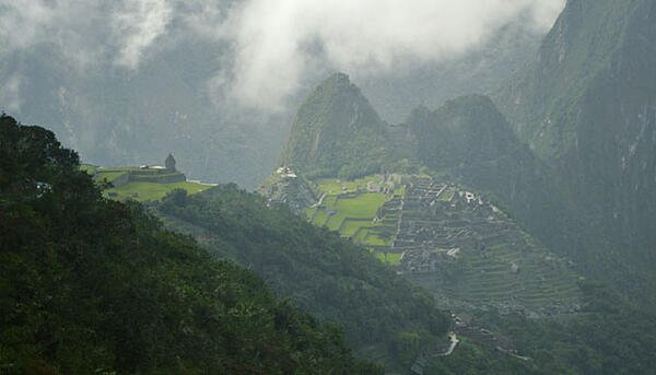 Machu Picchu by Laura Hare