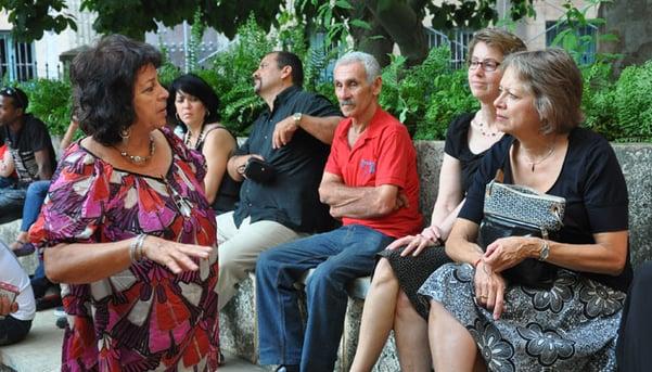 Professional development in Cuba by Michelle Korczynski
